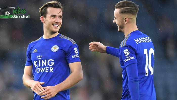 su nghiep Ben Chilwell tai Leicester City